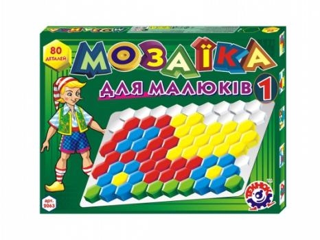 Мозаика для малышей 1 Технок