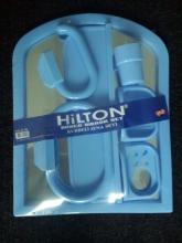 Зеркало для ванны в комплекте с аксессуарами HILTON STAR