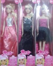 Кукла 29,5см, в кор-ке, 8,5-33-5см