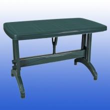 Стол пластмассовый 70х120 зелный