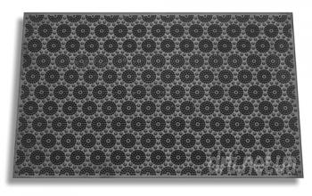 Коврик (БЦ) резиновый 58х36,5см
