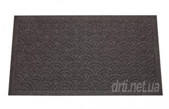 Коврик (БЦ) хозяйственный резиновый с ворсистым покрытием 40х70