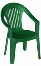 Стул пластмассовый Bahar зеленый