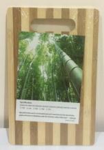 """Доска """"stenson"""" разделочная бамбук 24*16*0,7см."""