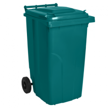 "Бак для мусора 240л. зеленый ""Алеана"""