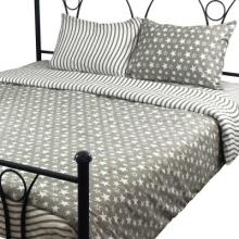 Комплект постельный (бязь) двухспальный