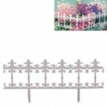 Забор пластмассовый декоративный