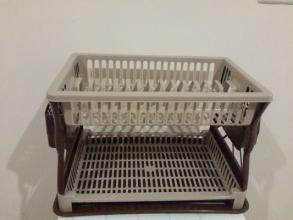 Сушка  для посуды R-plast двухъярусная