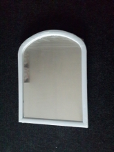 Зеркало для ванной с аксеcсуарами Pirima (арка) Star