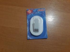 Крючки пластмассовые ANSA (1)