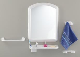 Набор д/ванной с зеркалом ANATOLIA