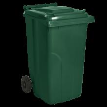 "Бак для мусора 120л. ""Алеана"" зеленый"