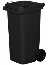 """Бак для мусора 120л. """"Алеана"""" т.серый"""