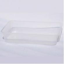 Лоток для пищевых продуктов  прозрачный № 3 Ал-пластик